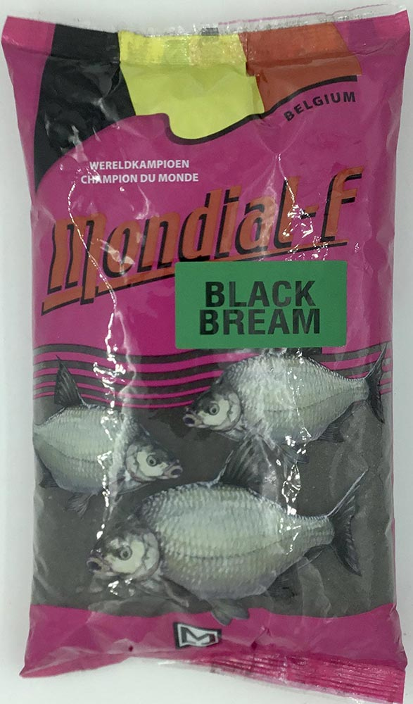 Amorces Black Bream kg