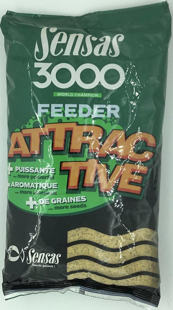 Amorces 3000 Attractive Feeder kg
