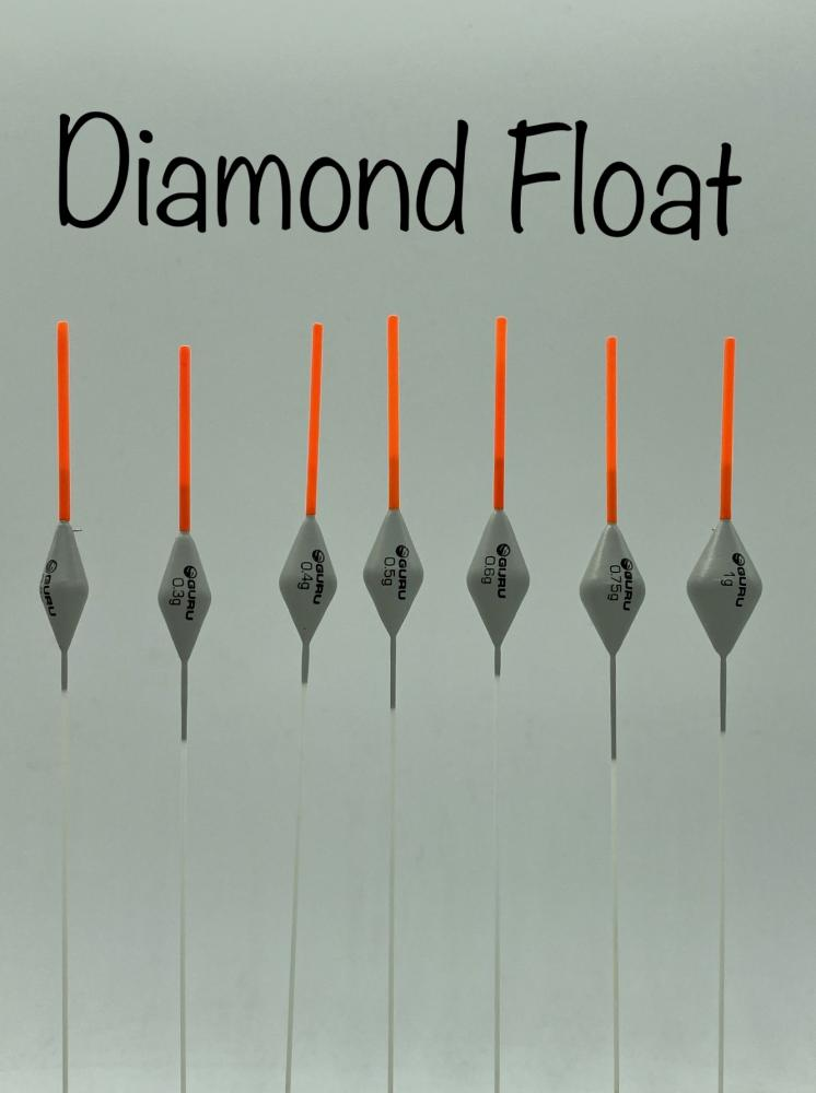 flotteurs Diamond Float
